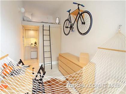 12平米全功能超小户型案例,小房子也可五脏俱全
