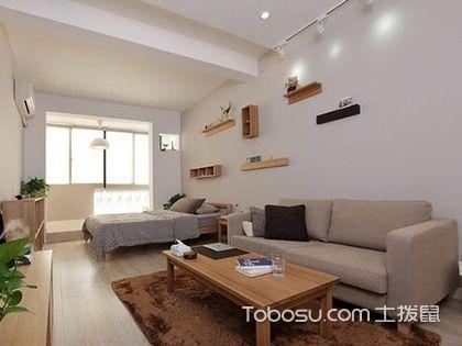 30平米公寓装修效果图案例,小空间也能有大视觉
