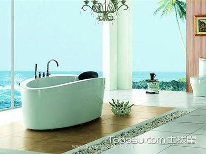 浴缸有哪些种类?细数不放过
