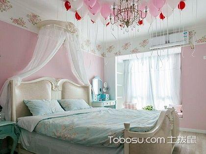 10平米婚房卧室装修,告诉你小空间变大的奥秘