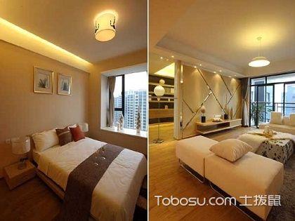 10平米装修样板房,这么美的房间你是否也想有一个