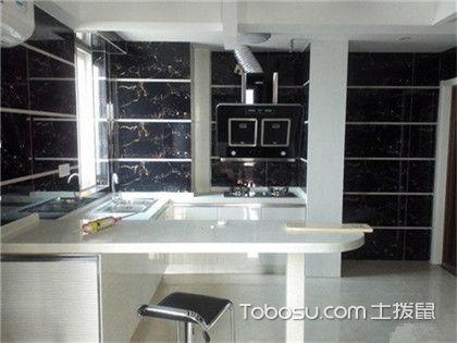 厨房集成吊顶效果图,你知道它到底有多好吗?