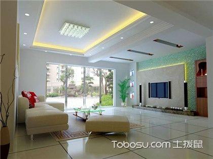 客厅吊顶价格如何?不同材质各不一样