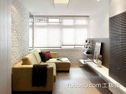 一室一厅小户型装修设计,创意与实用同在