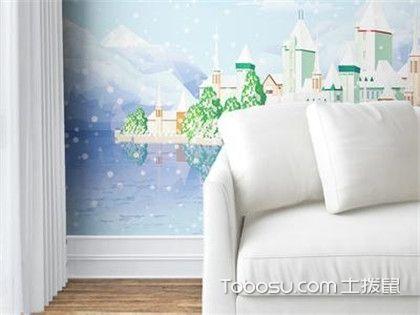 壁纸环保吗?不一样的家居墙壁
