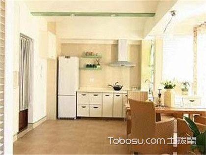 安装开放式厨房吊顶有必要吗?分三种材料细解
