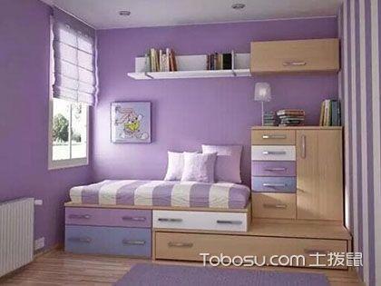 10平米卧室设计图,你爱简约风还是中国风?