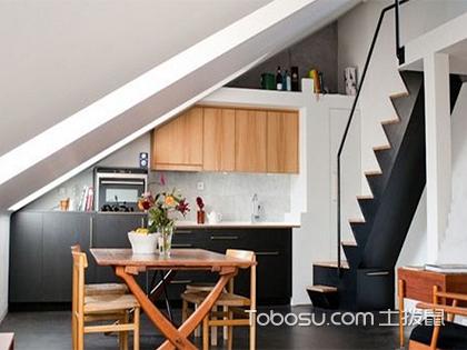 30平米复式小户型装修,独具匠心的迷你小屋