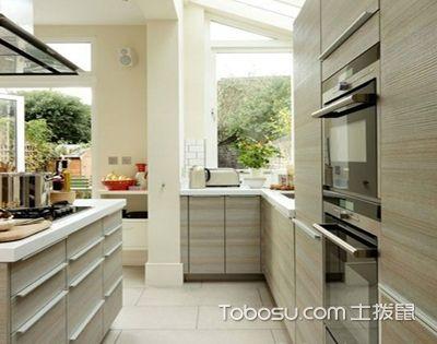 阳台改成厨房排烟排水管道怎么走?