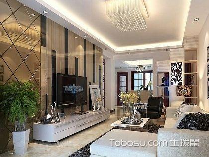 70平米三室一厅装修,从小居室中看大世界