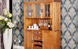 【中式酒柜】中式酒柜造型,中式酒柜尺寸,设计,效果图