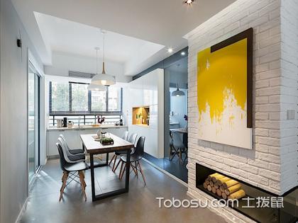 70平米装修样板房,创意小空间中的大魅力