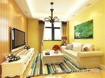 一室一厅装修效果图,身临大自然的简约田园家居