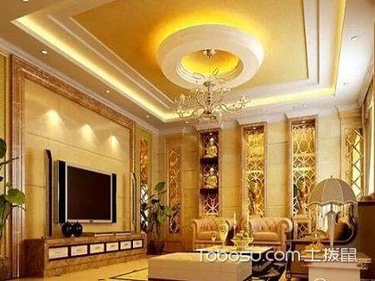 大理石背景墙效果图,美观又大气的墙面装饰