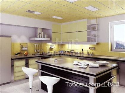 厨房石膏板吊顶效果图,总有一款风格让你着迷