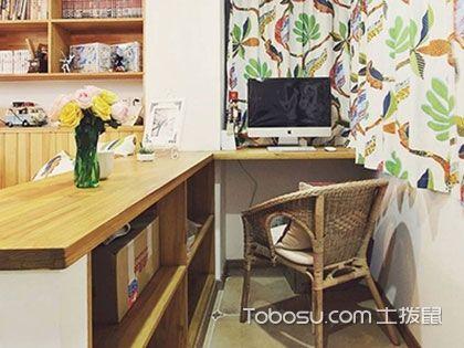 40平一室一厅装修设计图,打造暖化心灵的小屋