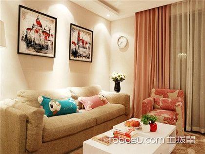 80平米两室一厅装修效果图,这样搭配最完美