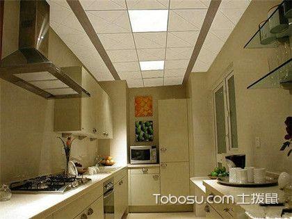厨房铝扣板吊顶效果图大全,总有一款风格你喜欢