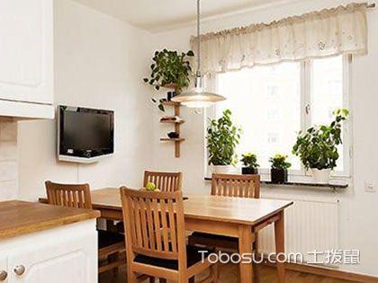 80平米房屋装修预算15万,玩转纯美简约风!