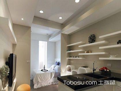 42平米一室一厅装修,简单温馨的小小港湾