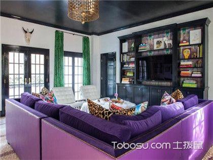 60平米一室一厅装修图欣赏,让你置身艺术的天堂