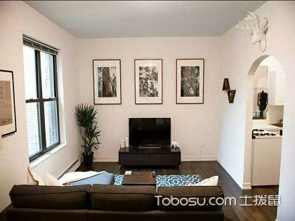 一室一厅装修风格,感受小而温馨的生活!