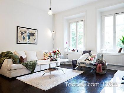 50平米一室一厅装修费用,4万打造完美家居