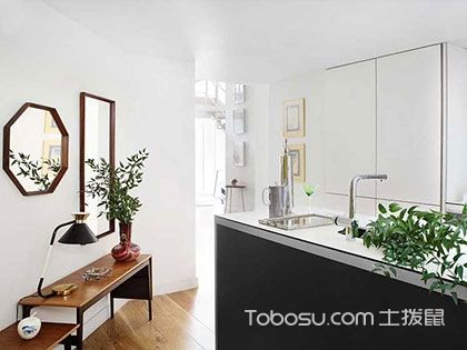 68平一室一厅装修价格10万,打造唯美小复式