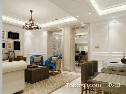 两室一厅欧式装修风格,会让你心动的家!