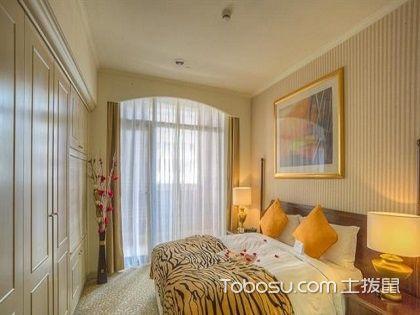 一室一厅卧室装修,你想要的卧室也许是这样的!