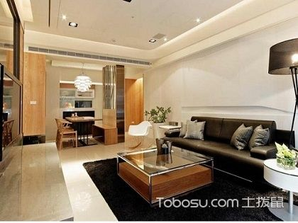 70平米三室装修,温暖简约的宜家风尚