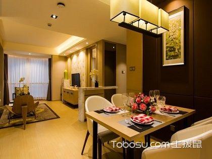 一室一厅房子装修图,打造精致的简约风格小屋!
