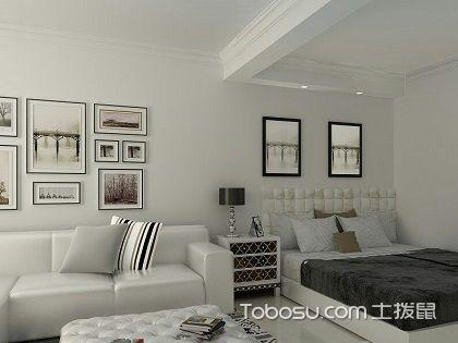 一室一厅怎么装修呢?小户型的实用放大技巧