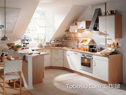 厨房应该怎么装修?分区域逐个攻克