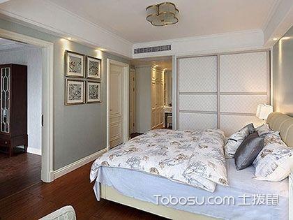 南昌两室一厅装修价格15万案例,绚丽美式设计