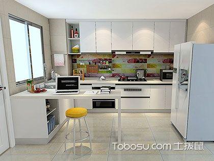 """厨房装修颜色风水,合适的颜色更加""""对胃口"""""""