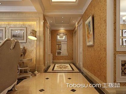 走廊设计效果图欣赏,带你收获靓丽的风景