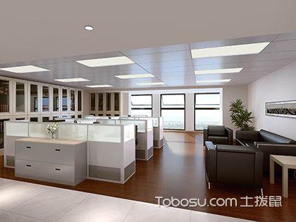 80平米办公室装修预算,工作环境不能马虎装修
