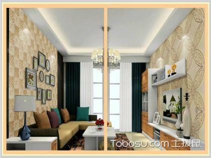 一室一厅婚房装修图,浓情蜜意的田园风