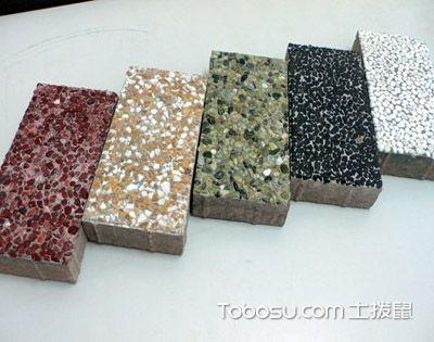 水刷石装饰抹灰施工具体施工流程