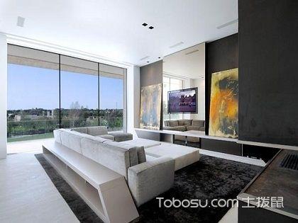 小三室一厅装修效果图,感受小居室的大温馨