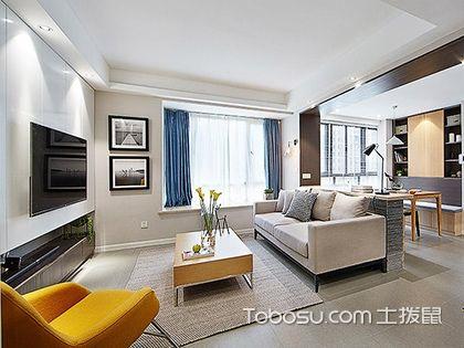 三室一厅装修价格8万,去繁就简装美家