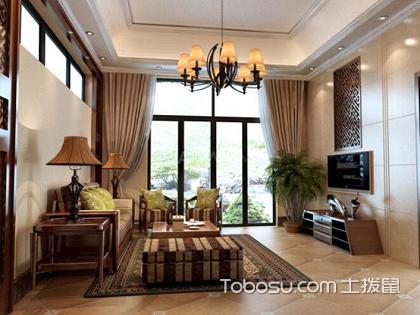 70平米三室一厅装修效果图,小房间装出大格局
