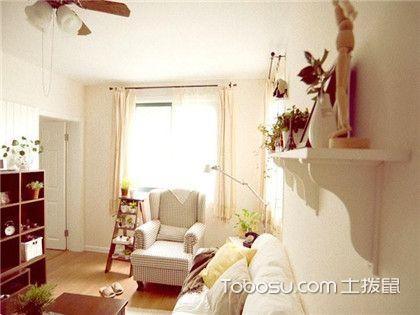 60平米三室一厅装修欣赏,小空间也能有大气场