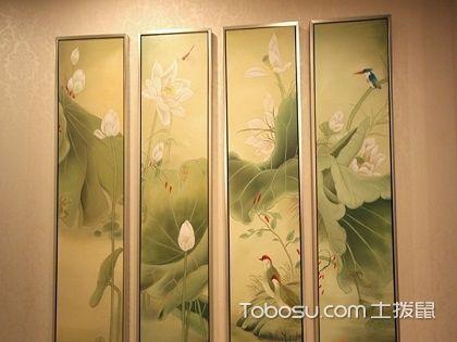 走廊装饰画挂什么最好?要档次更要有好寓意