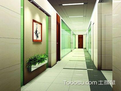 走廊瓷砖铺贴效果图,原来走廊也可以这么美