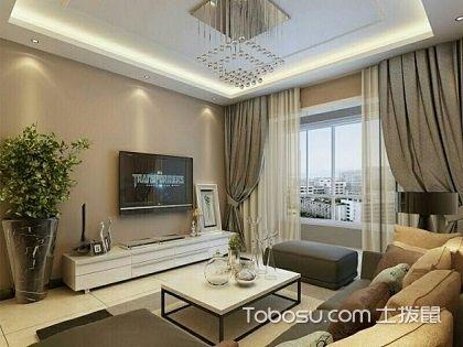 110平米三室一厅装修,简单装修也可以很温馨!