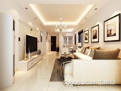 客厅贴墙砖效果图欣赏,现代简约风格受追捧!