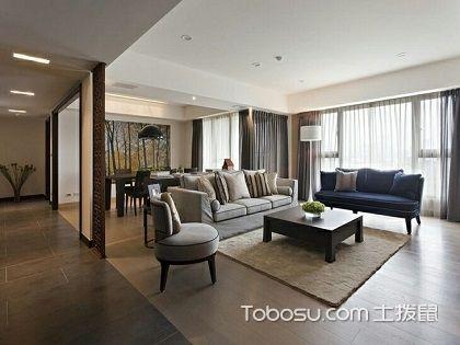 三室一厅精装修,简约风格教你打造完美居室!