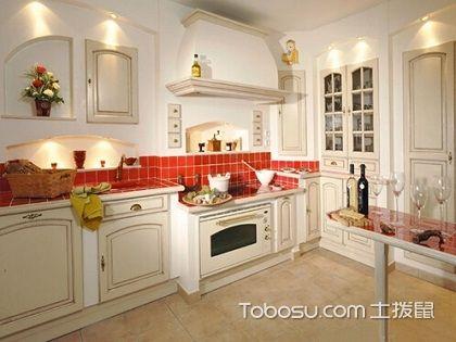 厨房颜色风水禁忌,小小色彩也有大讲究
